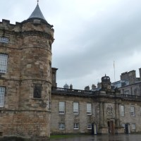 A Visit to the Palace of Holyroodhouse