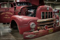 Lowrider Fire Truck