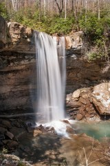 Cucumber Falls, Ohiopyle Pa.