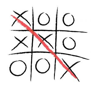 What do Tic Tac Toe & Financial Success Have in Common?