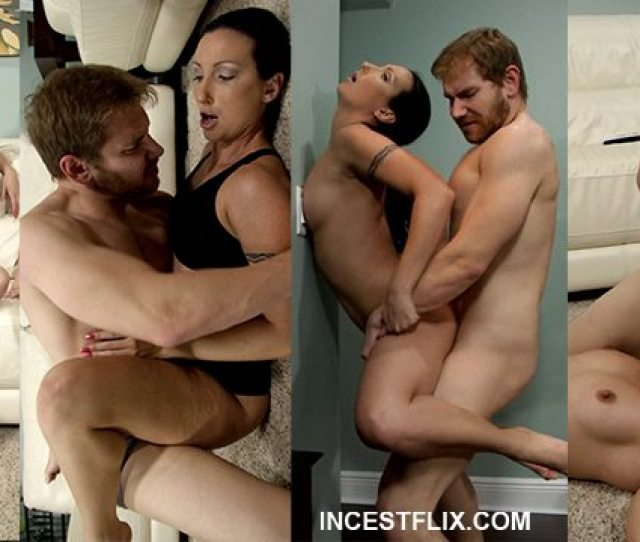 Wenona Asks Her Son To Give Her The Tv Remote By Bare Back Studios