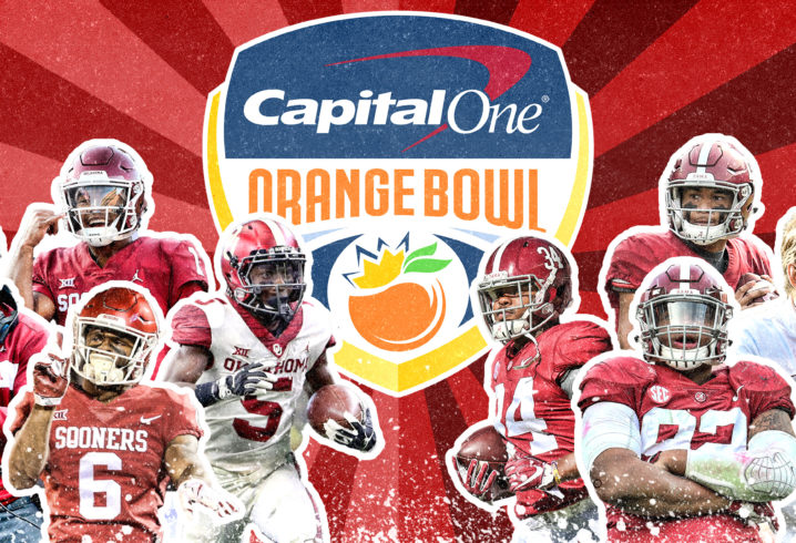 The Ultimate Orange Bowl Preview Oklahoma will score on