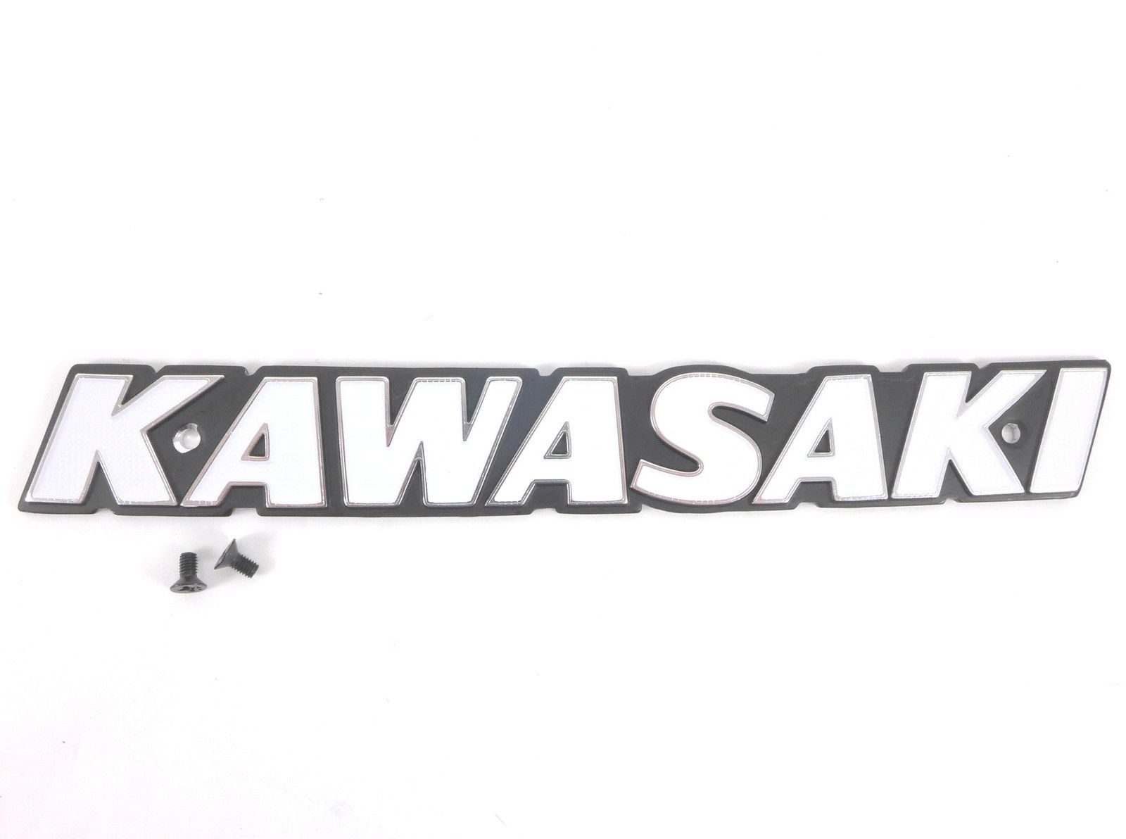 Kawasaki Gas Fuel Tank Emblem Badge