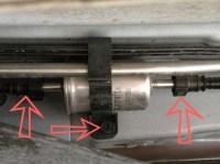 S197 Mustang Fuel Filter Installation (FG1083)