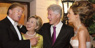 Melania Trump, First Lady, Clintons