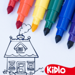 Coloring Games for Kids – Drawing Color Book 1.2.0 APK MODs Unlimited Money Hack Download for android