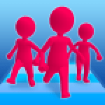 Join Clash People Running to a Gang Fight 1.5.0 APK MODs Unlimited Money Hack Download for android