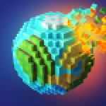 PlanetCraft Block Craft Games 4.11.3 APK MODs Unlimited Money Hack Download for android