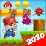 Super Bino Go 2 – New Game 2020 1.3.5 APK MODs Unlimited Money Hack Download for android