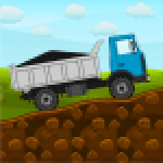 Mini Trucker – 2D offroad truck simulator 1.3.1 APK MODs Unlimited Money Hack Download for android