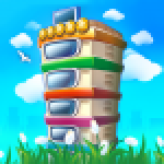 Pocket Tower Building Game Megapolis Kings 3.10.14 APK MODs Unlimited Money Hack Download for android