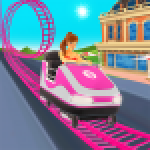 Thrill Rush Theme Park 3.3.27 APK MODs Unlimited Money Hack Download for android