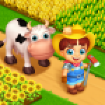 Family Farm Seaside 6.4.200 APK MODs Unlimited Money Hack Download for android