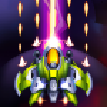 Space Force Alien Shooter War 0.2.11 APK MODs Unlimited Money Hack Download for android