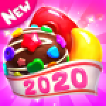 Crazy Candy Bomb – Sweet match 3 game 4.5.8 APK MODs Unlimited Money Hack Download for android