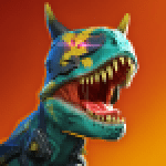 Dino Squad TPS Dinosaur Shooter 0.9.5 APK MODs Unlimited Money Hack Download for android