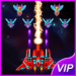 Galaxy Attack Alien Shooter Premium 29.4 APK MODs Unlimited Money Hack Download for android