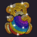 Diamond Coloring – Sequins Art Paint by Numbers 1.3.6 APK MODs Unlimited Money Hack Download for android
