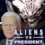 Aliens vs President IV 4.0.0 APK MODs Unlimited Money Hack Download for android