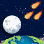 Asteroid Attack 3.0 APK MODs Unlimited Money Hack Download for android
