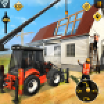 Mobile Home Builder Construction Games 2021 1.9 APK MODs Unlimited Money Hack Download for android