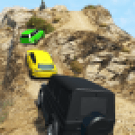 Offroad SUV Jeep Driving Racing Car Games 2021 1.0 APK MODs Unlimited Money Hack Download for android