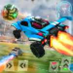 Rocket Car Football Soccer League Champion 1.5 APK MODs Unlimited Money Hack Download for android