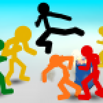 Stickman Street Fighting 1.06 APK MODs Unlimited Money Hack Download for android