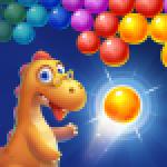 Bubble Shooter Primitive Dinosaurs – Egg Shoot 1.02 APK MODs Unlimited Money Hack Download for android