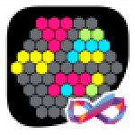 Hex FRVR – Drag the Block in the Hexagonal Puzzle 3.15.5 APK MODs Unlimited Money Hack Download for android