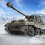 Tank Warfare PvP Blitz Game 1.0.4 APK MODs Unlimited Money Hack Download for android