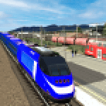 City Train Simulator 2021 New Offline Train Game APK MODs Unlimited Money Hack Download for android