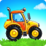 Farm land and Harvest – farming kids games APK MODs Unlimited Money Hack Download for android