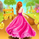 Royal Princess Running Game – Jungle Run APK MODs Unlimited Money Hack Download for android