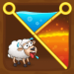 Hero Sheep- Pin Pull Save Sheep APK MODs Unlimited Money Hack Download for android