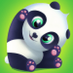 Pu – Cute giant panda bear virtual pet care game APK MODs Unlimited Money Hack Download for android