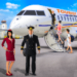Flying Plane Flight Simulator 3D – Airplane Games APK MODs Unlimited Money Hack Download for android