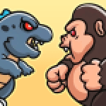 Animal Duel Run with Kaiju Evolution 1.2.401 APK MODs Unlimited Money Hack Download for android