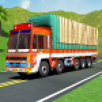 Indian Cargo Truck Transporter City Driver 3D Game 1.0 APK MODs Unlimited Money Hack Download for android