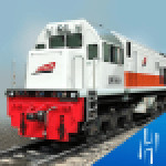 Indonesian Train Simulator 2021.0.4 APK MODs Unlimited Money Hack Download for android