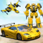Robot Car Transformation 3D Transformation Games 1.1.12 APK MODs Unlimited Money Hack Download for android