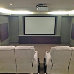 Home Theater Chairs Canada Fishing Chair Aliexpress Tiered With Dbox Motion Seating K Andw Audio
