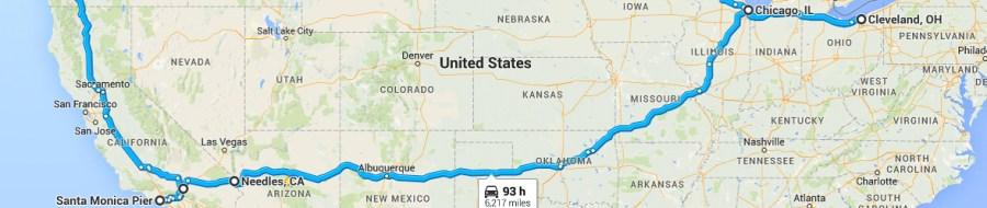 2015 Summer Road Trip – Statistics