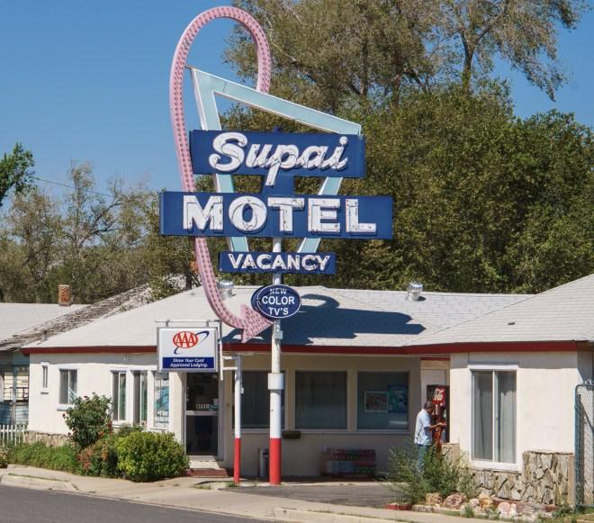 Supai Motel - Seligman, Arizona