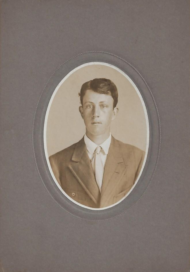 My Grandpa - Hazle Howard Baker