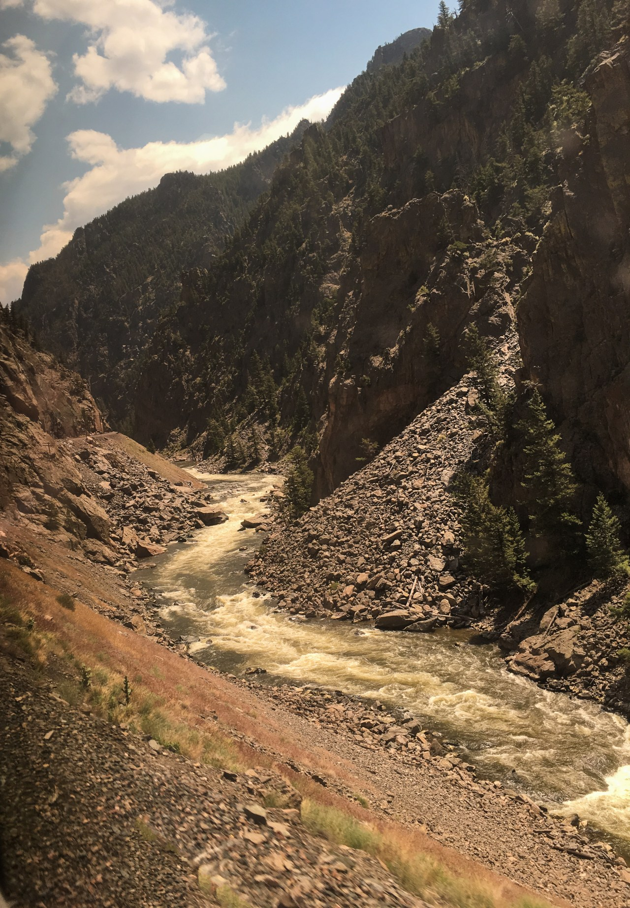 The Colorado River in its namesake state.
