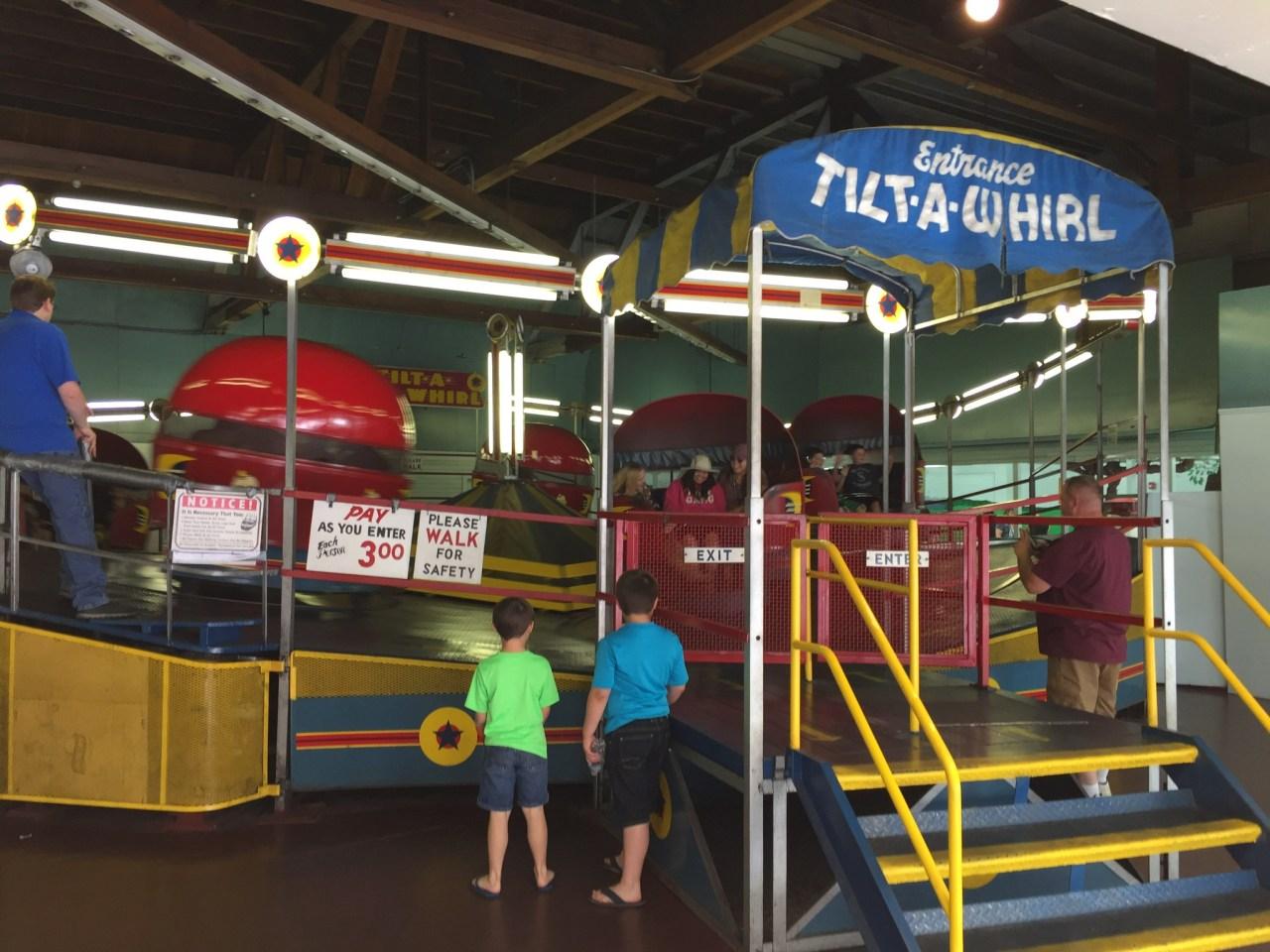 Fun Center at Seaside, Oregon