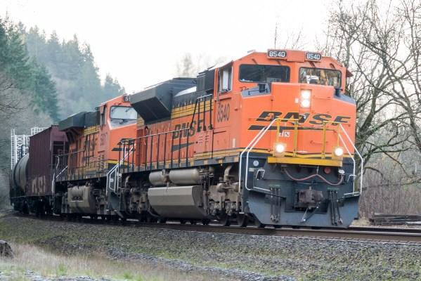 20171208 DSC00249 DSC RX10M4  Ridgefield Trains and Birds