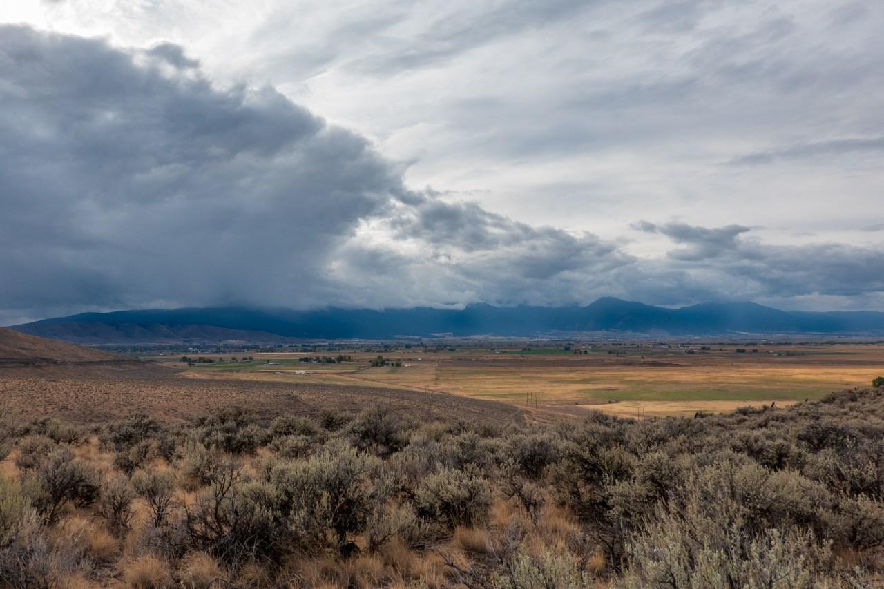 Oregon Trail Interpretive Center. Baker City, Oregon