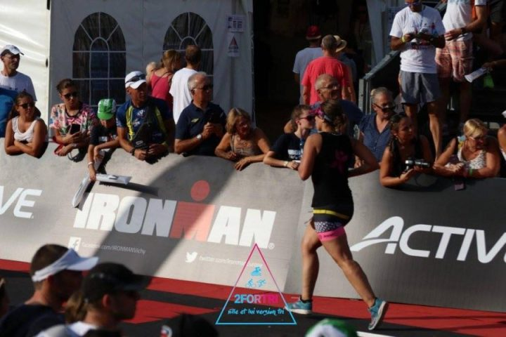 #teamsupport Ironman 70.3 2017 Vichy 2fortri